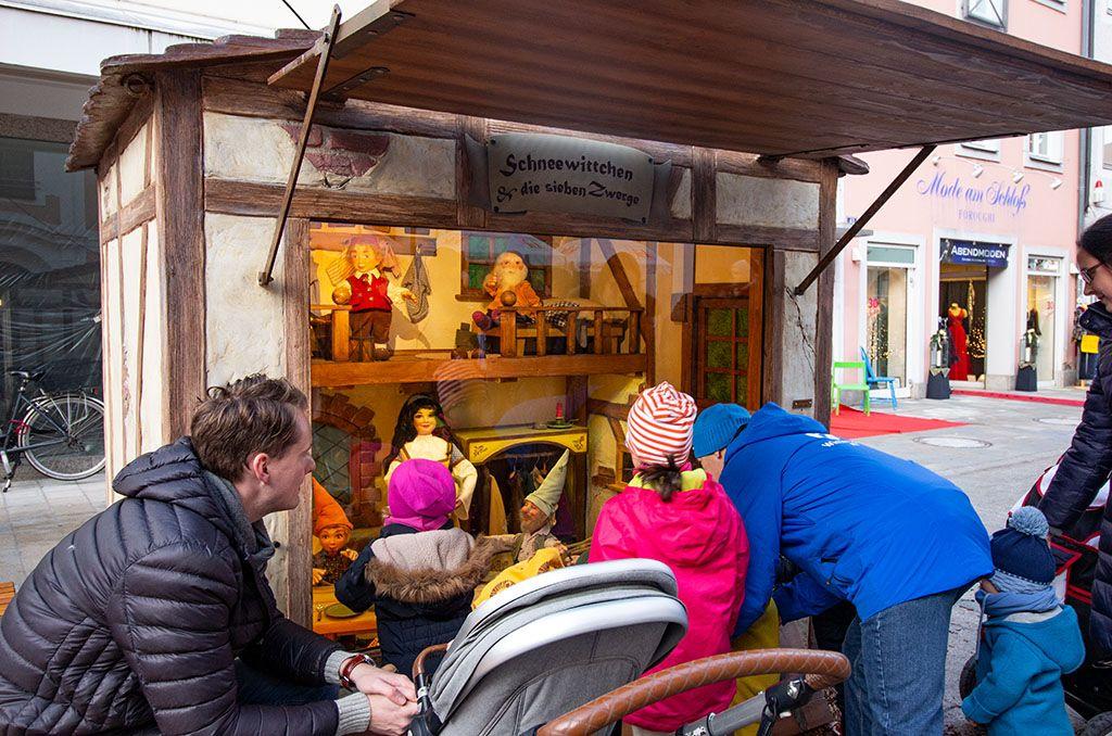 Adventszauber Christkindlmarkt Ingolstadt